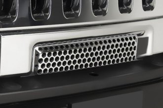 Putco® - Chrome Bumper Vent Strip