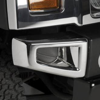 Putco® - Chrome Bumper Trim