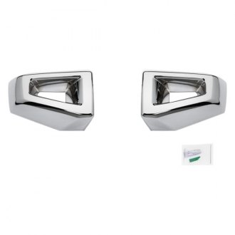 Putco® - Chrome Front Bumper Covers
