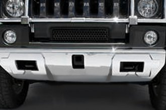 Putco® - Chrome Front Apron Cover
