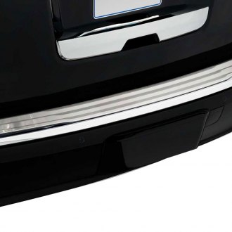 Putco® - Chrome Rear Bumper Cover