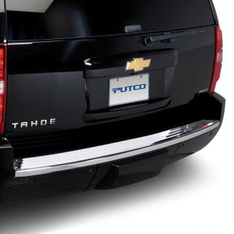 Putco® - Stainless Steel Rear Bumper Cover