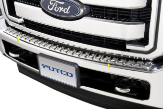 Putco® - Stainless Steel Front Bumper Cover