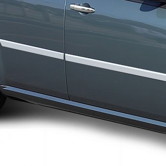 Putco® - Polished Body Side Moldings