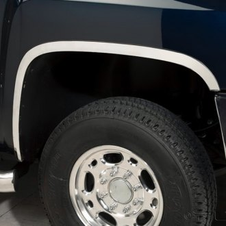 Putco® - GM Licensed Polished Fender Trim