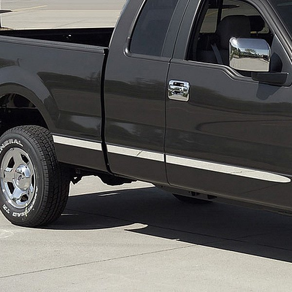 Image may not reflect your exact vehicle!Putco® - Body Side Moldings