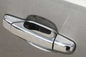 Image may not reflect your exact vehicle!Putco® - Chrome Door Handle Covers