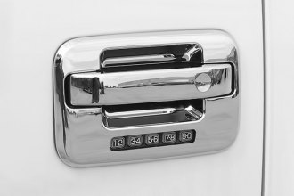 Putco® 401012 - Chrome Door Handle Covers