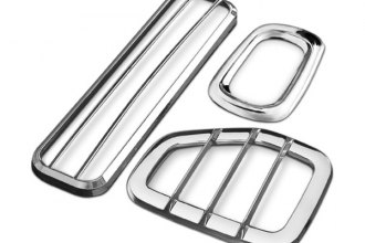 Putco® - Chrome Side Marker Lamp Covers