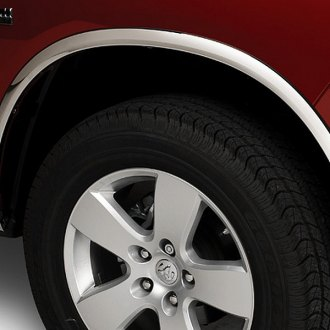 Image may not reflect your exact vehicle!Putco® - Stainless Steel Fender Trim
