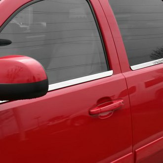 Putco® - Stainless Steel Window Trim Accents