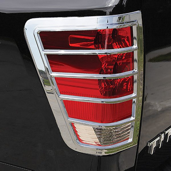 Image may not reflect your exact vehicle!Putco® - Chrome Tail Light Bezels