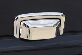 Putco® 400018 - Chrome Rear Hatch Handle Cover