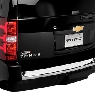 Putco® - GM Licensed Chrome Rear Bumper Cover