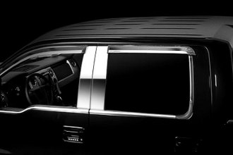 Putco® - Chrome Window Sills