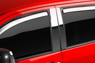 Putco® - Chrome Window Trim