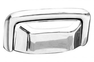 Putco® - Chrome Rear Hatch Handle Cover Image may not reflect your exact vehicle!