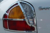 Putco® - Chrome Tail Light Bezels Image may not reflect your exact vehicle!
