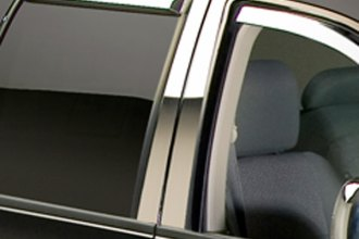 Putco® - Chrome Stainless Steel Pillar Posts Image may not reflect your exact vehicle!