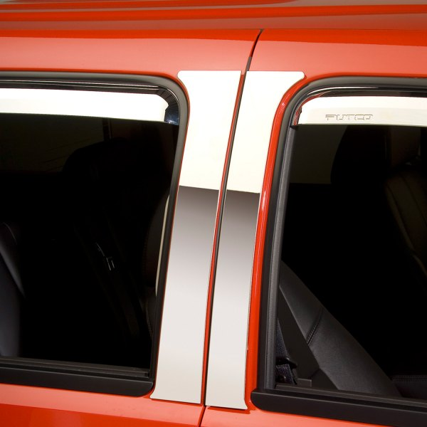Putco® - Polished Pillar Posts Image may not reflect your exact vehicle!
