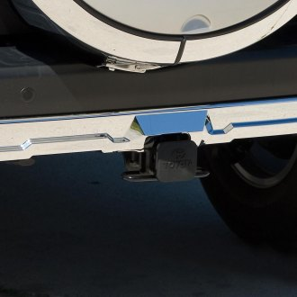 Putco® - Chrome Rear Apron Cover
