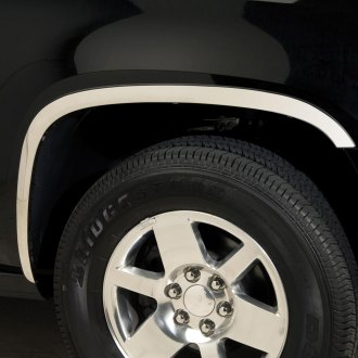 Putco® - GM Licensed Polished Stainless Steel Fender Trim