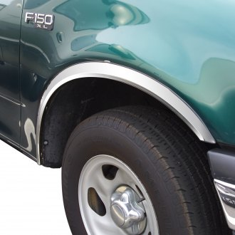 Putco® - Polished Fender Trim