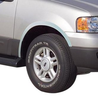 Putco® - Polished Stainless Steel Fender Trim