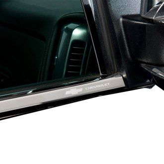 Putco® - GM Licensed Stainless Steel Window Trim
