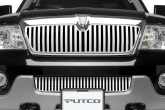 Putco® - Designer FX Vertical Bar Punch Grille