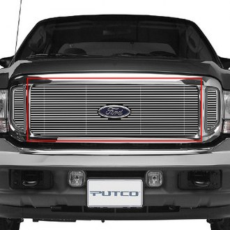 Putco® - Shadow Main Billet Grille Insert
