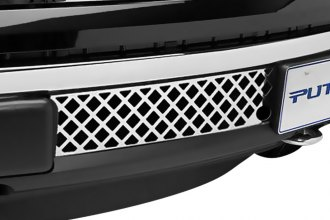 Putco® - EcoBoost Diamond Polished Bumper Grille