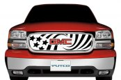 Putco® - Patriot Stainless Steel Grille Insert