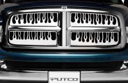 Putco® - Flaming Inferno Polished Grille