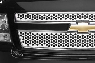 Putco® - Punch Stainless Steel Grille Insert