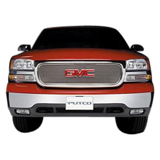 Putco® - Liquid Series Chrome Mesh Grille Insert