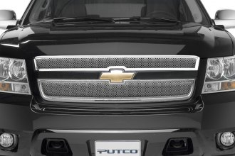 Putco® - Liquid Series Chrome Mesh Grille
