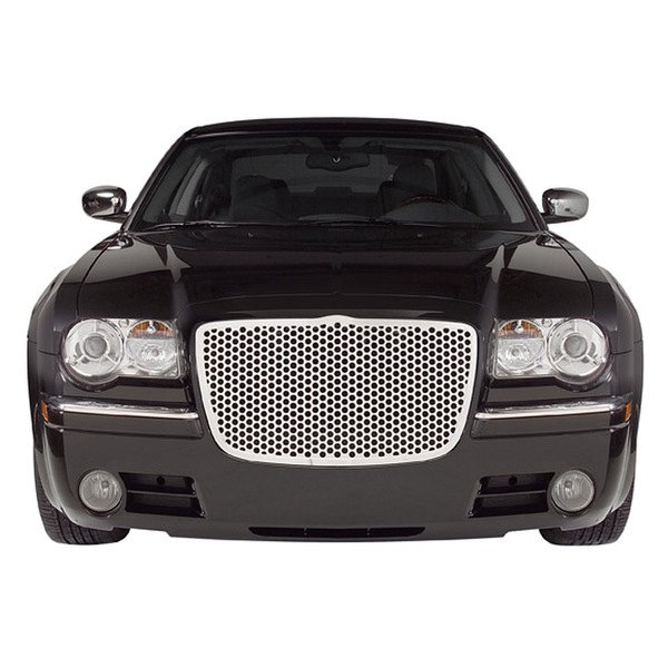 Image may not reflect your exact vehicle!Putco® - Deluxe Designer FX Punch Grille Insert