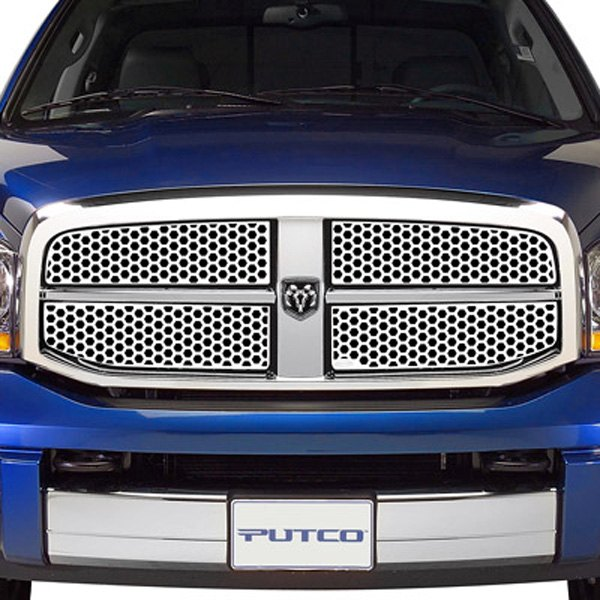 Image may not reflect your exact vehicle!Putco® - Designer FX Grille
