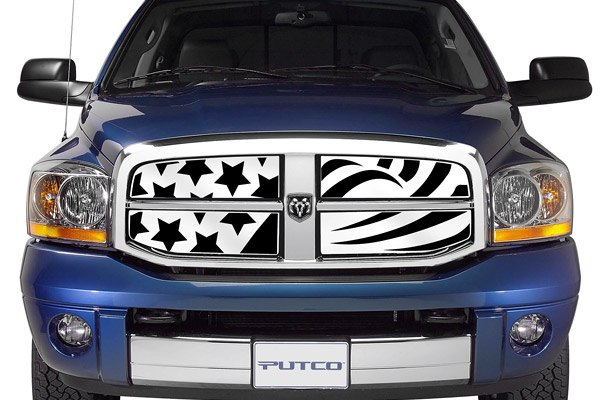 Image may not reflect your exact vehicle!Putco® - Patriot Grille