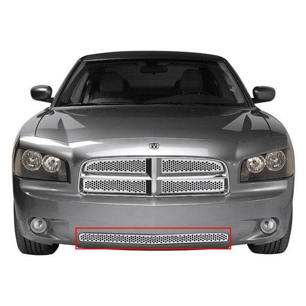 Image may not reflect your exact vehicle!Putco® - Punch Bumper Grille