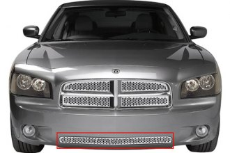 Image may not reflect your exact vehicle!Putco® - Punch Bumper Grille Insert
