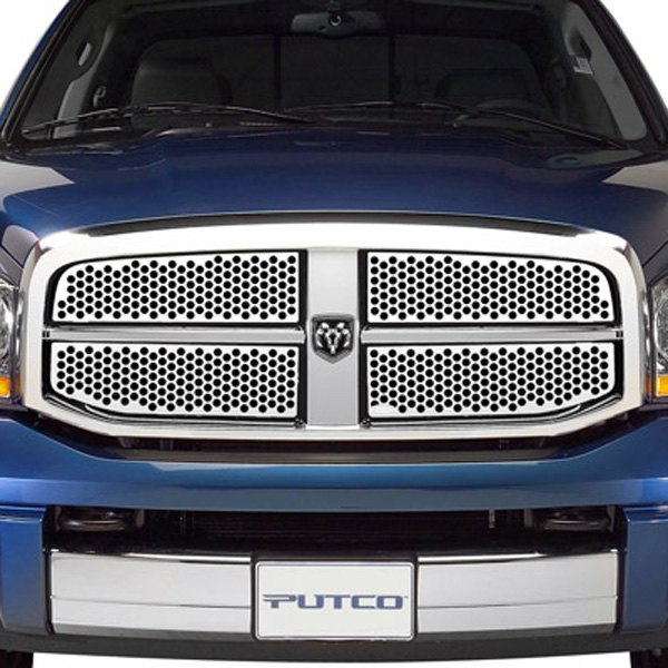 Image may not reflect your exact vehicle!Putco® - Punch Grille