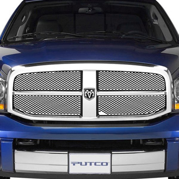 Image may not reflect your exact vehicle!Putco® - Racer Grille