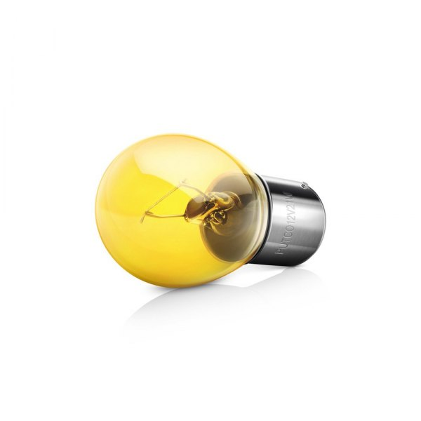 Putco® - Mini-Halogen Bulbs (1157, Yellow)