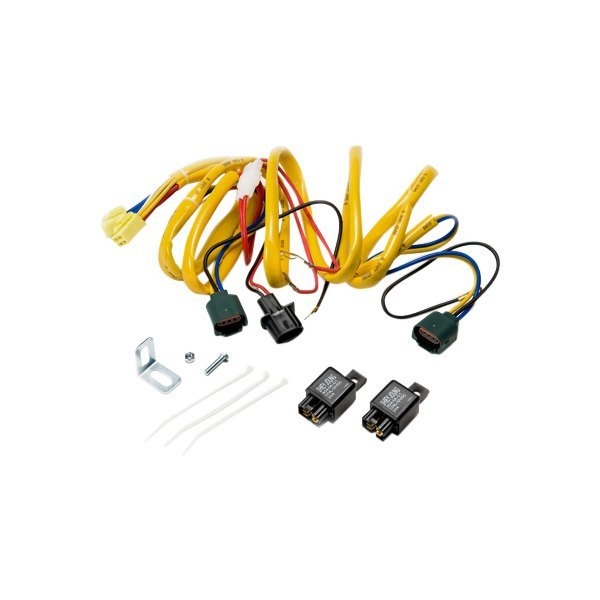 239008hw_1 putco® 239008hw 100w heavy duty harness & relay (h13 & 9008 bulbs)