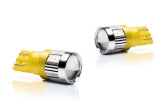 Putco® - Plasma LED 360° Bulbs (194 / T10, Amber)