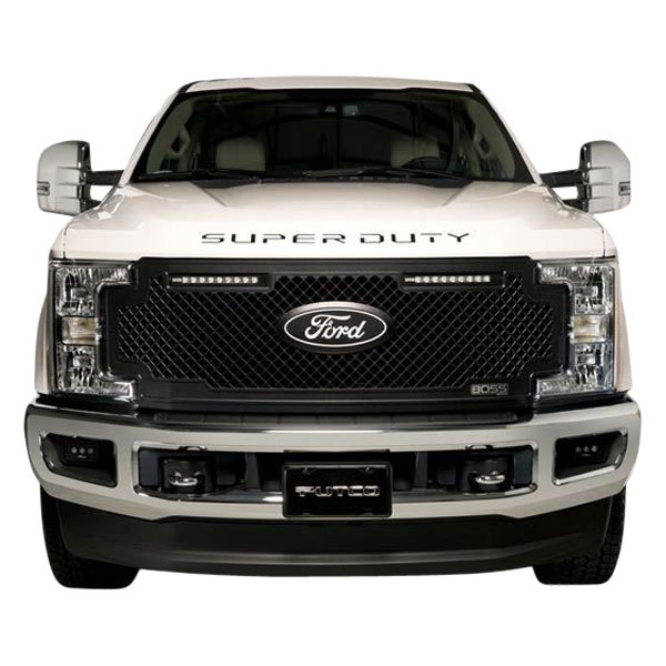 Putco ford f 250 2017 ford licensed quot super duty quot letters