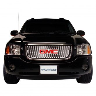 Putco® - 1-Pc Designer FX Series Polished CNC Machined Main Grille