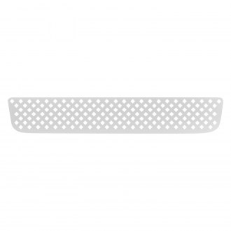 Putco® - Designer FX Series Polished Diamond Punch CNC Machined Bumper Grille
